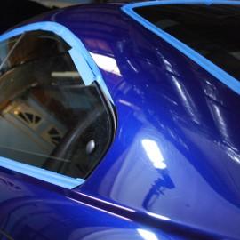 Ultimate Detail: 2005 Interlagos Blue ZCP E46 M3