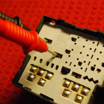 Fixing M Coupe Dash Illumination