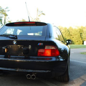 1999 BMW M Coupe Purchase