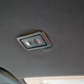 Z3 M Coupe Sunroof Switch Illumination