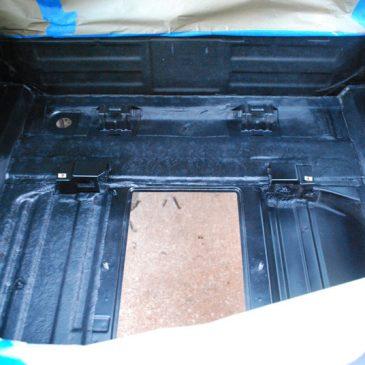 Z3 M Coupe Rear Subframe Reinforcement: Part 3